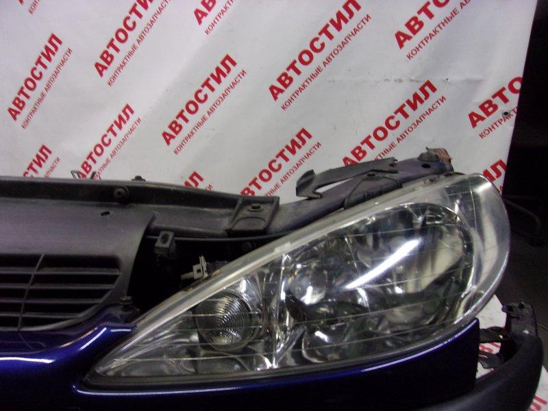Nose cut Peugeot 206 2/EK EW10J4 2002