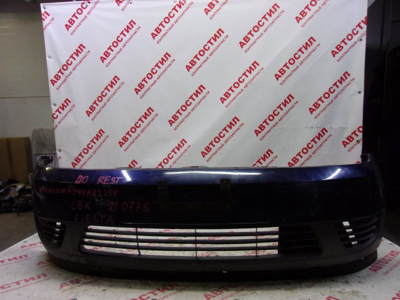 Бампер Ford Fiesta CBK FYJA 2006 передний