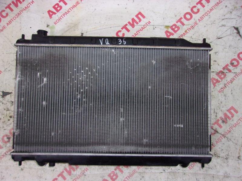 Радиатор основной Nissan Teana J31, PJ31, TNJ31 VQ35 2003
