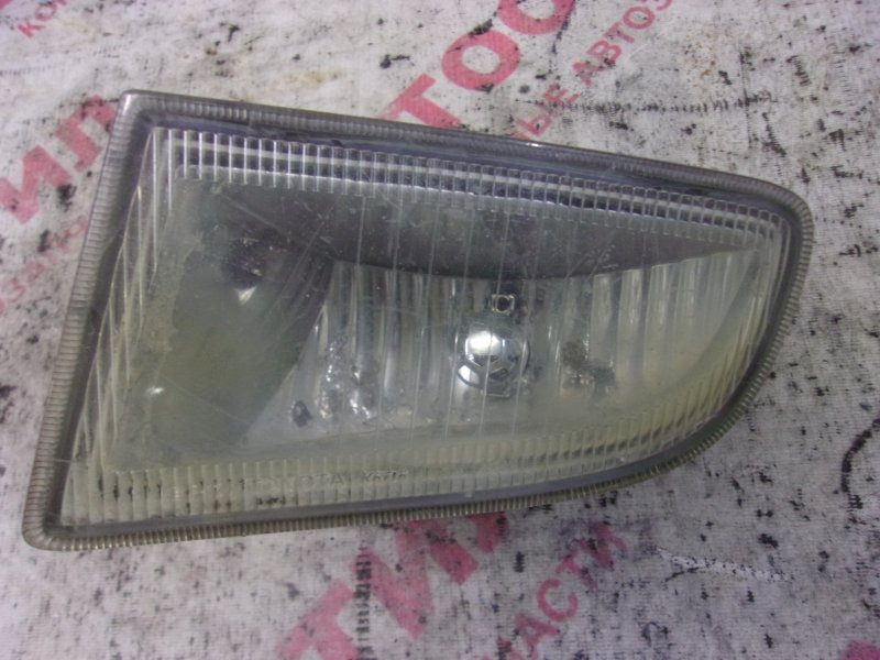 Туманка Toyota Nadia SXN15, SXN15H, ACN10, ACN10H, ACN15, ACN15H 3S 1998 левая