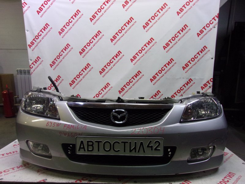 Nose cut Mazda Familia BJ3P, BJ5P, BJFP,BJEP,BJ5W, BJ8W, BJFW ZL 2003