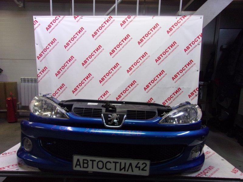 Nose cut Peugeot 206 VF32 TU5JP4 2005