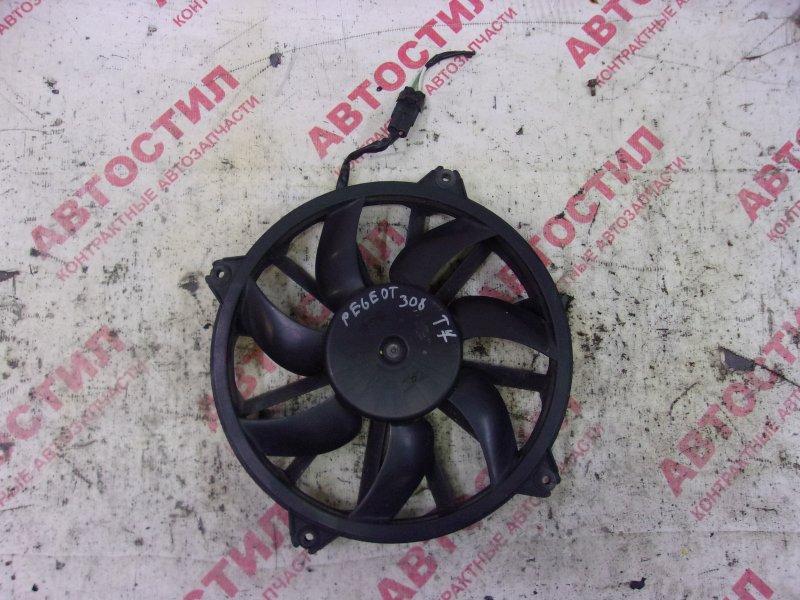 Диффузор радиатора Peugeot 308 VF34C EP6DT 2008