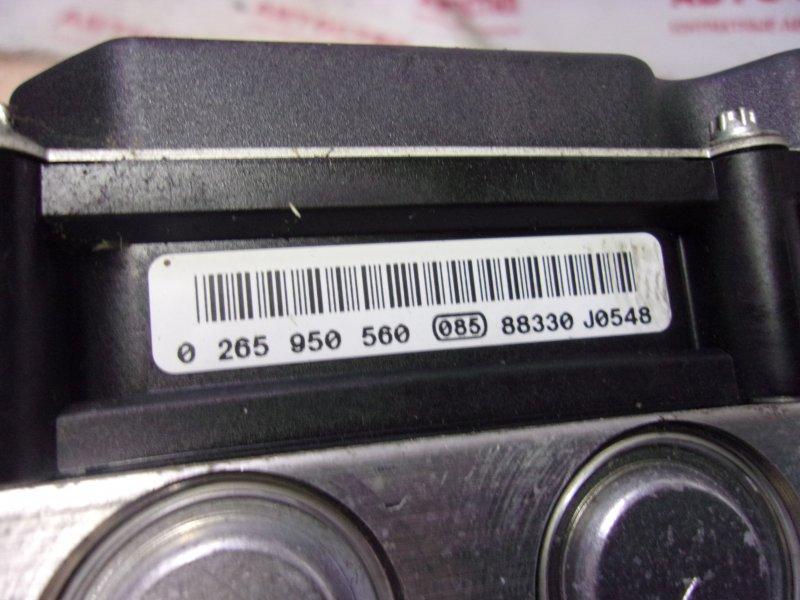 Блок abs Peugeot 308 VF34C EP6DT 2008