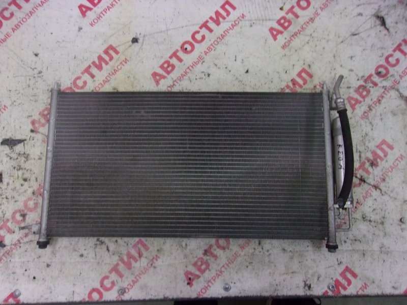 Радиатор кондиционера Honda Edix BE2, BE4, BE1, BE3,BE8 K20A 2005