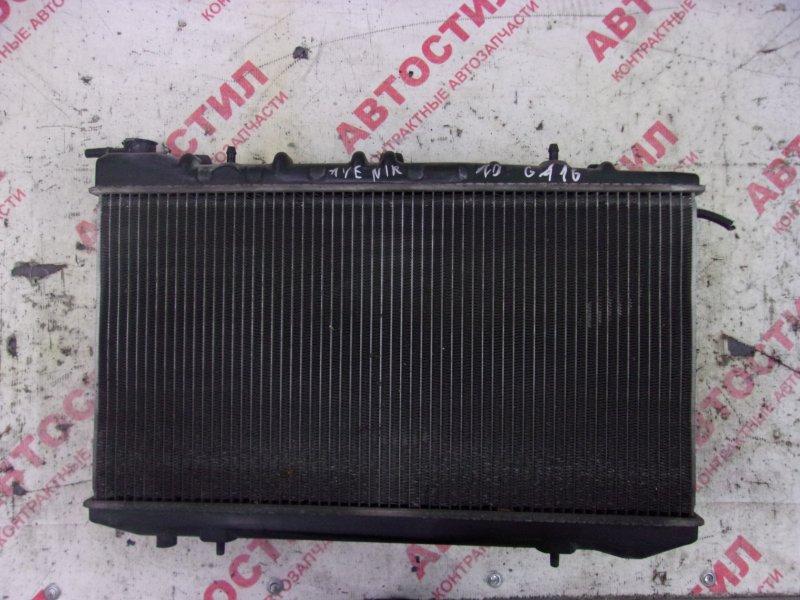 Радиатор основной Nissan Avenir PNW10, PW10, W10, SW10,VENW10, VEW10, VSW10 GA16 1996
