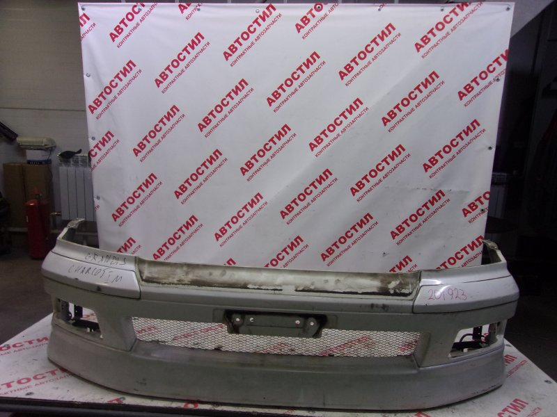 Бампер Mitsubishi Chariot Grandis N84W, N86W, N94W, N96W 4G64 2000 передний