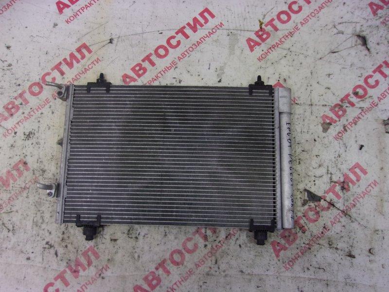 Радиатор кондиционера Peugeot 308 VF34C EP6DT 2008