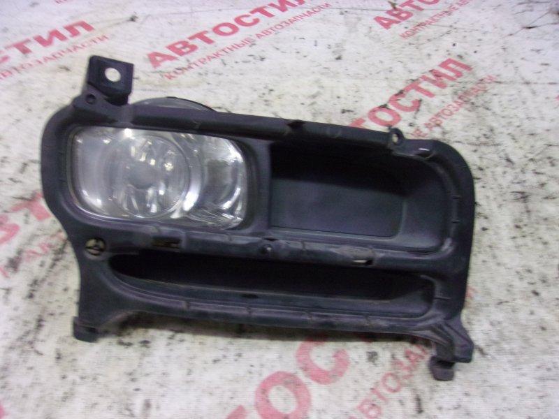 Туманка Toyota Avensis AZT250, AZT251, AZT255,AZT250W, AZT251W, AZT255W 1AZ 2003 правая