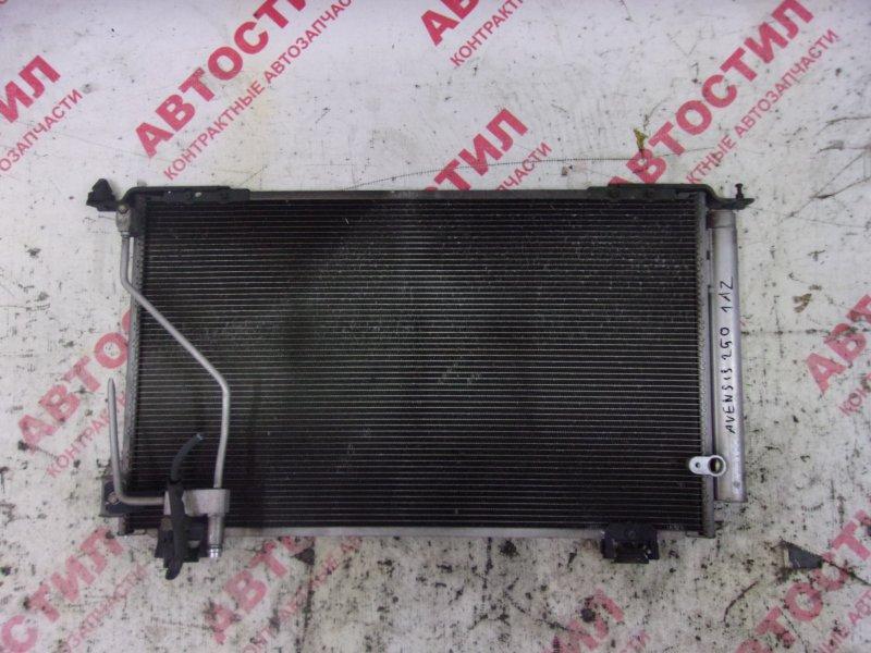 Радиатор кондиционера Toyota Avensis AZT250, AZT251, AZT255,AZT250W, AZT251W, AZT255W 1AZ 2003