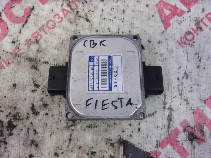 Блок управления акпп Ford Fiesta CBK FYJA 2001-2005