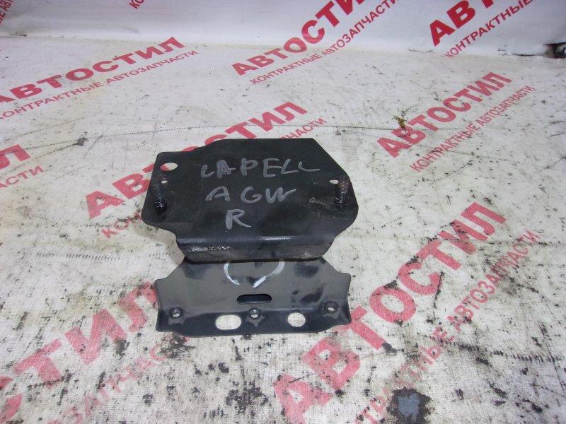 Кронштейн бампера Mazda Capella GF8P, GFEP, GFER, GFFP FP 1997 правый