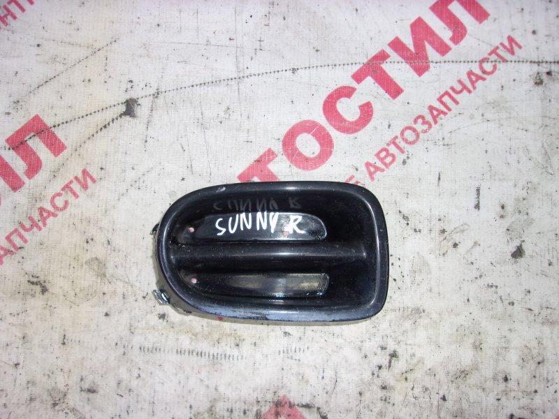 Заглушка бампера Nissan Sunny B15, FB15, FNB15, JB15, QB15, SB15 QG15 1999 правая