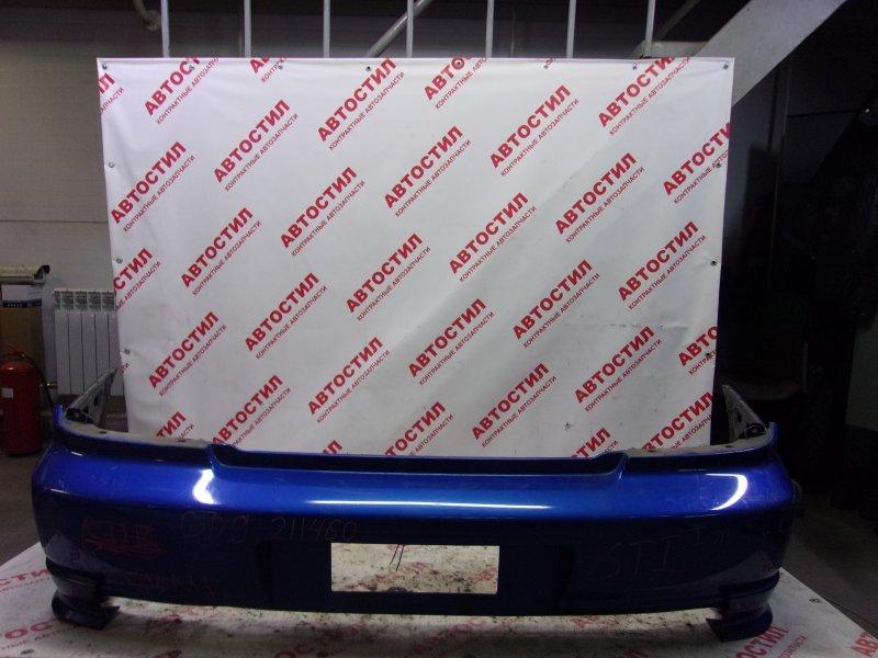 Бампер Subaru Impreza GD9, GDA EJ20T 2001 задний