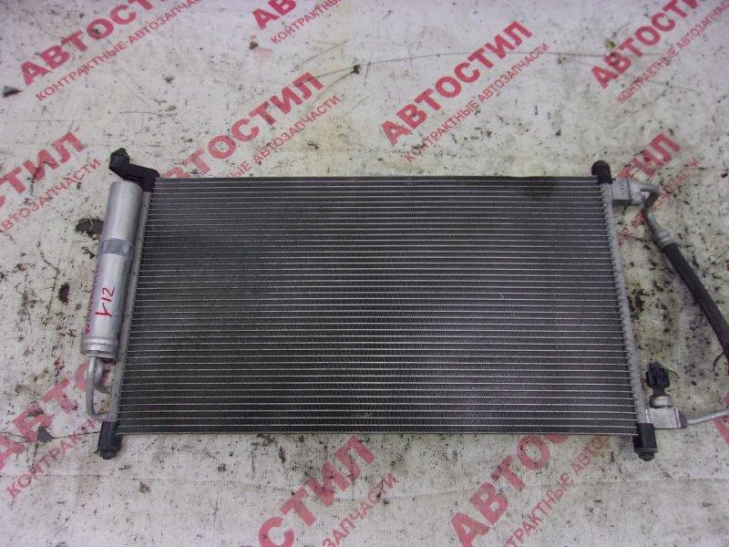 Радиатор кондиционера Nissan Wingroad JY12, NY12, Y12 HR15 2008