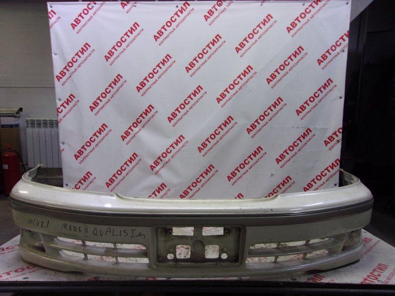 Бампер Toyota Mark Ii Qualis MCV21, SXV20, SXV20W, SXV25, SXV25W,MCV21W, MCV25W 5S 1997 передний