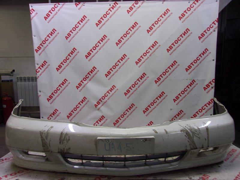 Бампер Honda Saber UA4, UA5 J25A 1998 передний