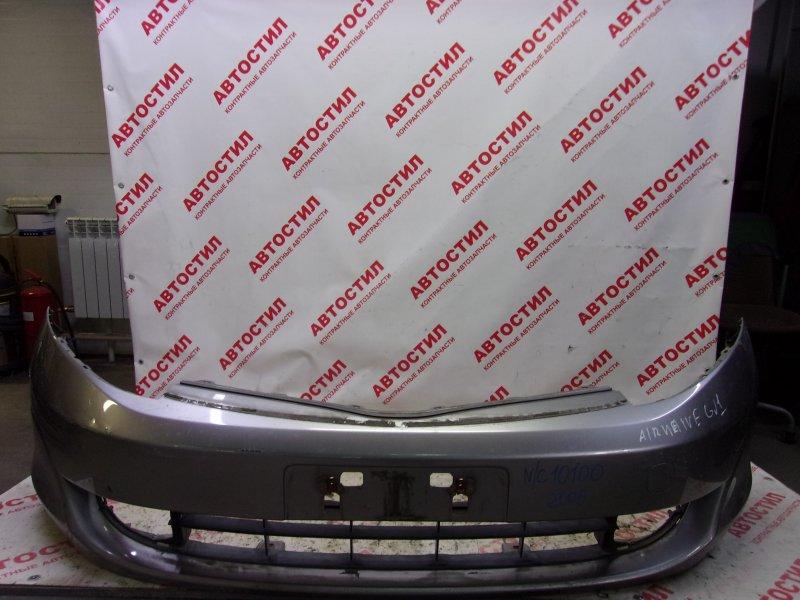 Бампер Honda Airwave GJ1, GJ2 L15A 2005 передний