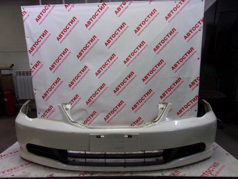 Бампер Honda Odyssey RA6, RA7, RA8, RA9 F23A 2001 передний