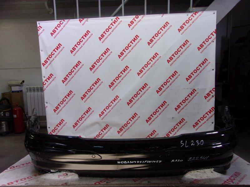 Бампер Mercedes-Benz Sl-Class R230 M 113 E 50 2001-2006 задний