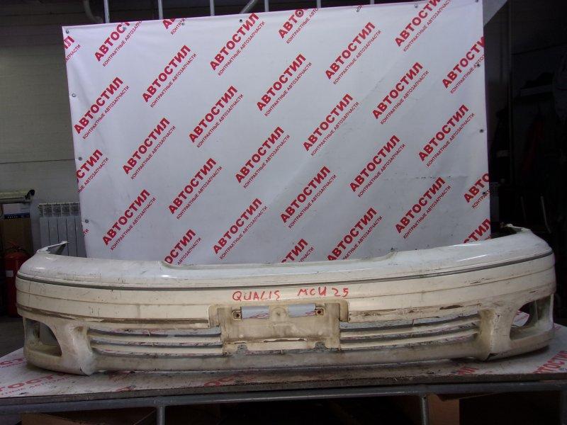 Бампер Toyota Mark Ii Qualis MCV21W, MCV25W, SXV20W, SXV25W, MCV20W 2MZ 2000 передний