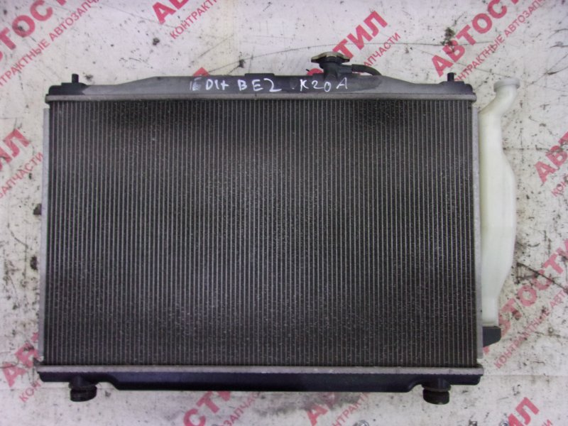 Радиатор основной Honda Edix BE2, BE4, BE1, BE3,BE8 K20A 2004