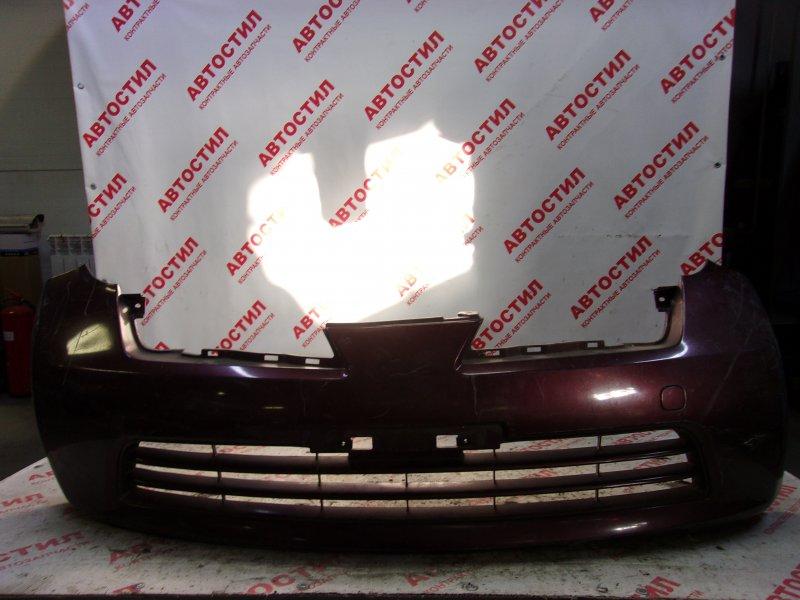 Бампер Nissan March AK12, BK12, BNK12, K12,YK12 CR12 2008 передний