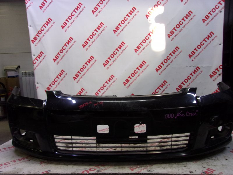 Бампер Toyota Wish ANE10G, ANE11W, ZNE10G, ZNE14G 1ZZ 2003 передний