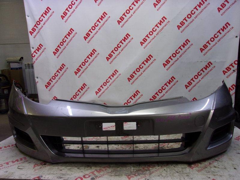 Бампер Honda Airwave GJ1, GJ2 L15A 2010 передний