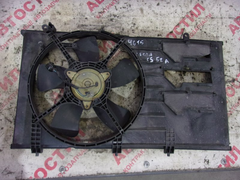 Диффузор радиатора Mitsubishi Lancer CS6A,CS2A, CS5A,CS5W,CS2W,CS3A 4G15 2005