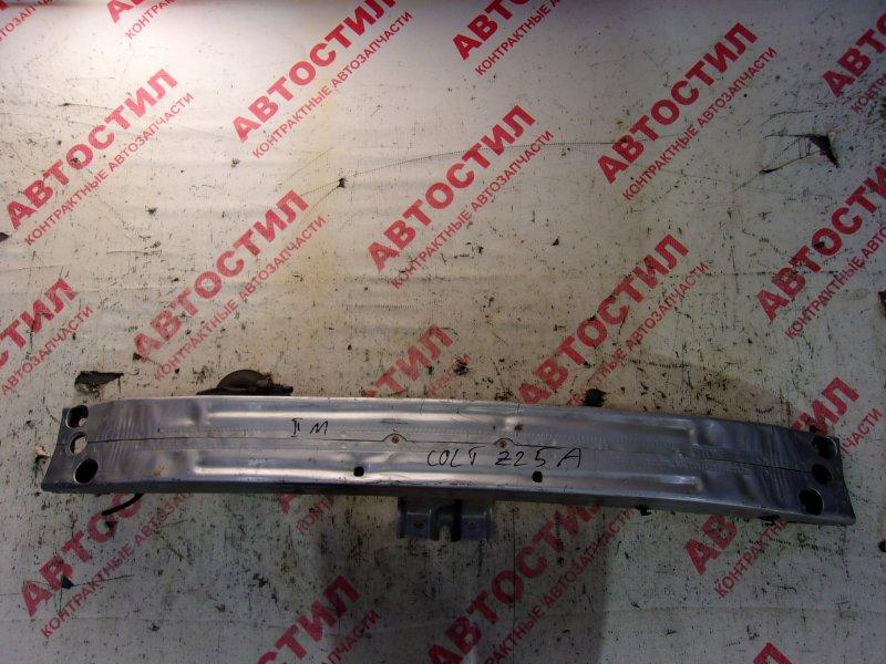 Усилитель бампера Mitsubishi Colt Z25A, Z26A, Z27A, Z28A,Z23A, Z22A, Z24A,Z27AG, Z21A 4A19 2003 передний