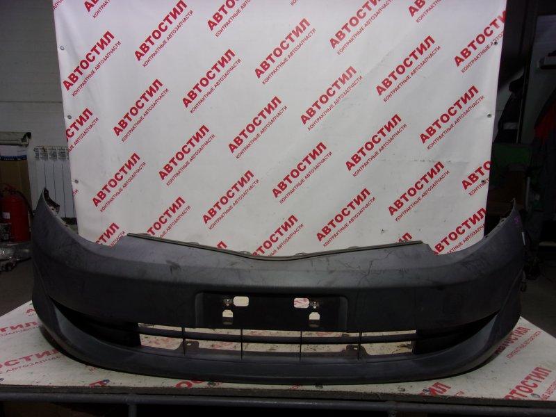 Бампер Honda Partner GJ1, GJ2 L15A 2005 передний