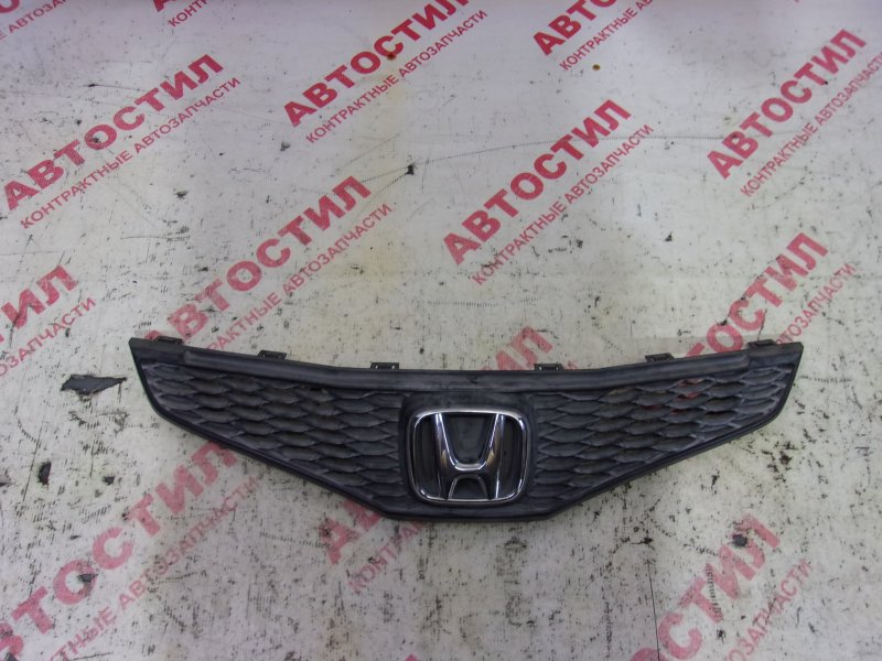 Решетка радиатора Honda Fit GP1, GE6, GE7, GE8, GE9 L15A 2008
