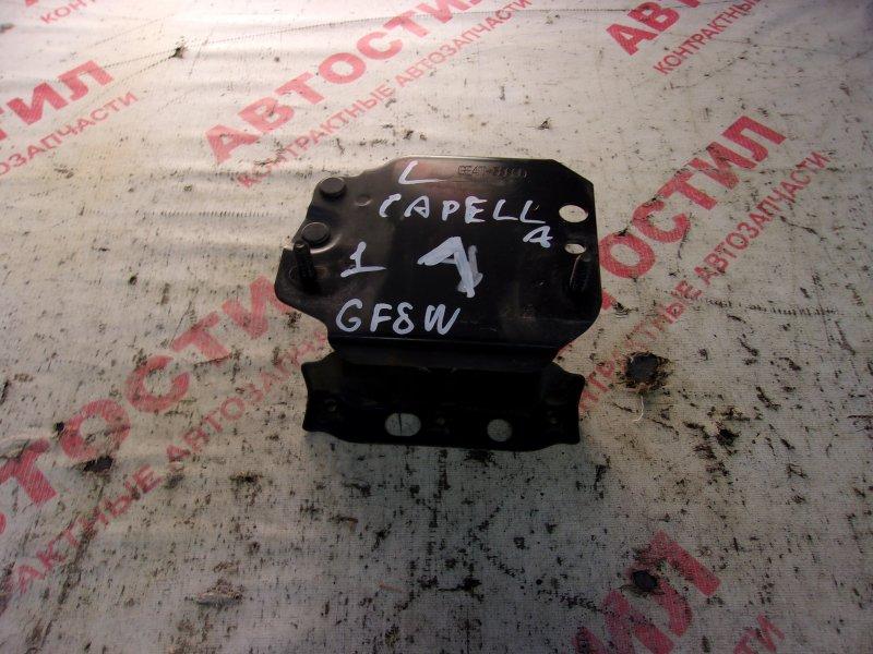 Кронштейн бампера Mazda Capella GF8P, GFEP, GFER, GFFP,GW5R, GW8W, GWER, GWEW, GWFW FP 2001 левый