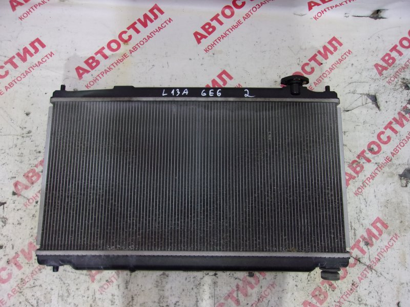Радиатор основной Honda Fit GP1, GE6, GE7, GE8, GE9 L15A 2008