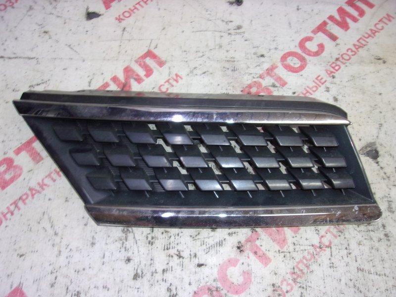 Решетка радиатора Nissan Tiida C11, JC11, NC11,SJC11, SC11, SNC11 HR15 2005 правая