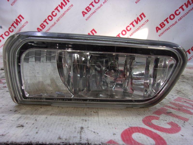 Туманка Honda Inspire UA4, UA5 J25A 1998 левая