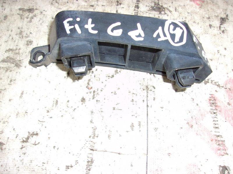 Крепление бампера Honda Fit GD1, GD2, GD3, GD4 L13A 2003 переднее правое