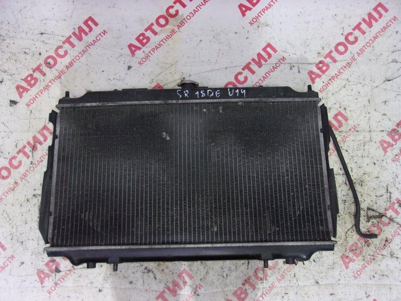 Радиатор основной Nissan Bluebird ENU14, HNU14, HU14, QU14, SU14,EU14 SR20 2000