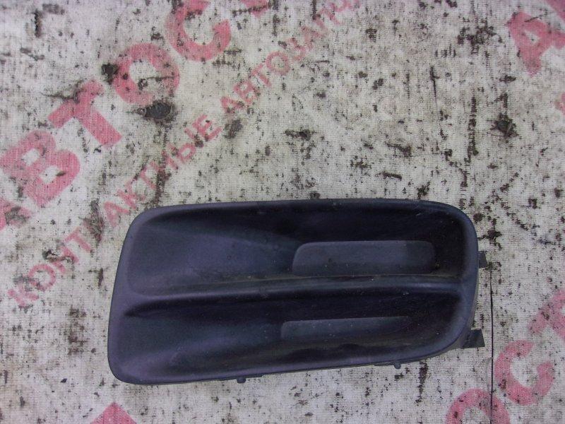 Заглушка бампера Nissan Bluebird ENU14, HNU14, HU14, QU14, SU14,EU14 SR20 2000 левая