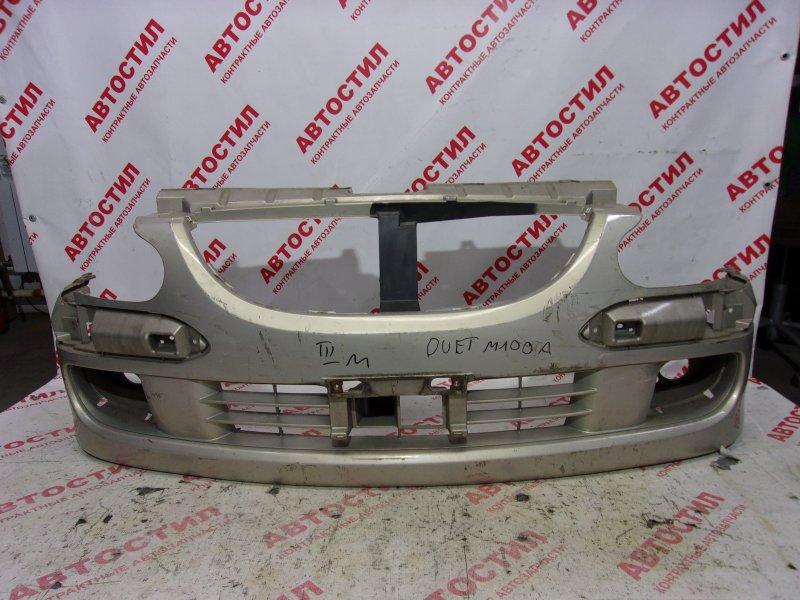 Бампер Toyota Duet M100A, M101A, M110A, M111A EJ 2003 передний