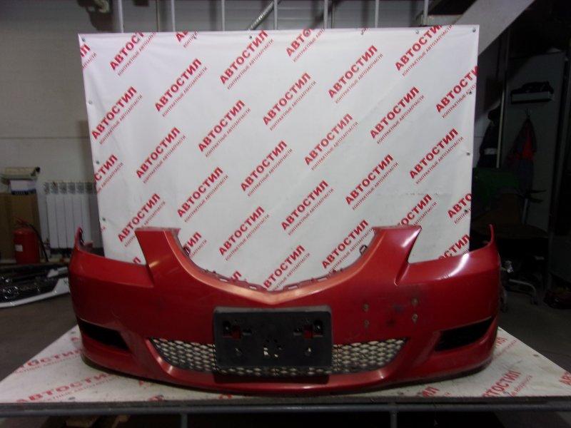 Бампер Mazda Axela BK3P, BKEP, BK5P ZY 2006 передний