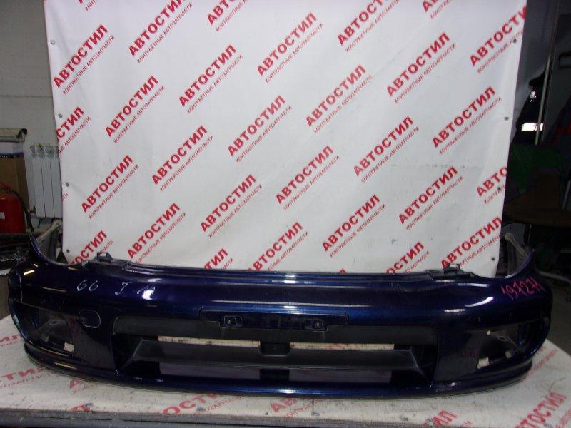 Бампер Subaru Impreza GG2, GG3, GG9, GGA,GDC, GDD, GD2, GD3,GGC EJ15 2001 передний