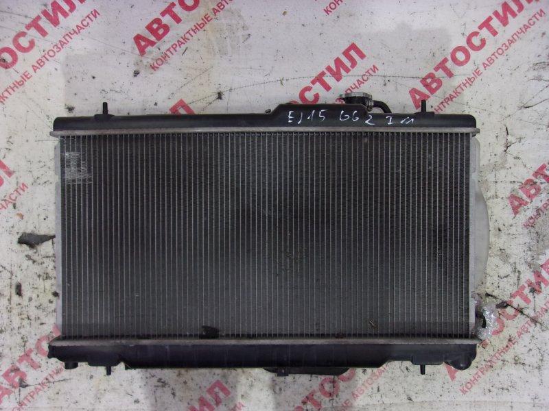Радиатор основной Subaru Impreza GG2, GG3, GG9, GGA,GDC, GDD, GD2, GD3,GGC EJ15 2001