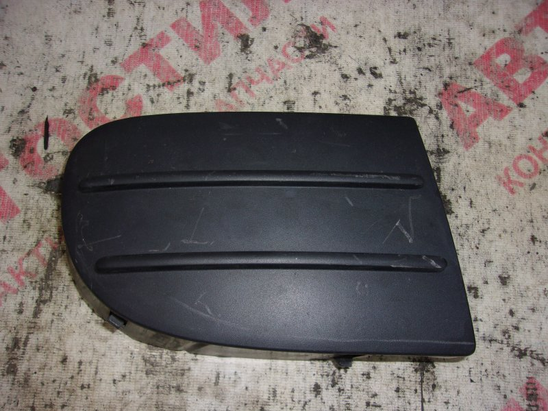 Заглушка бампера Toyota Duet M110A, M111A, M100A, M101A EJ 2003 передняя правая