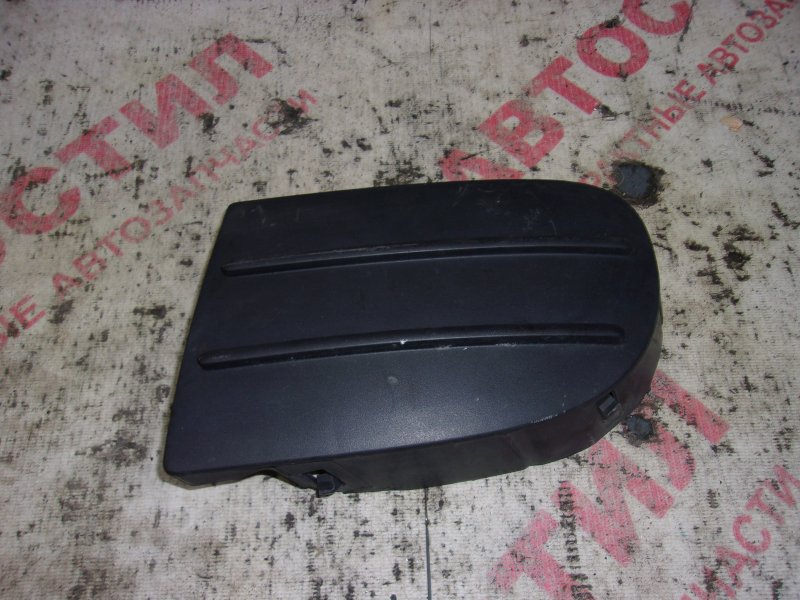 Заглушка бампера Toyota Duet M110A, M111A, M100A, M101A EJ 2003 передняя левая