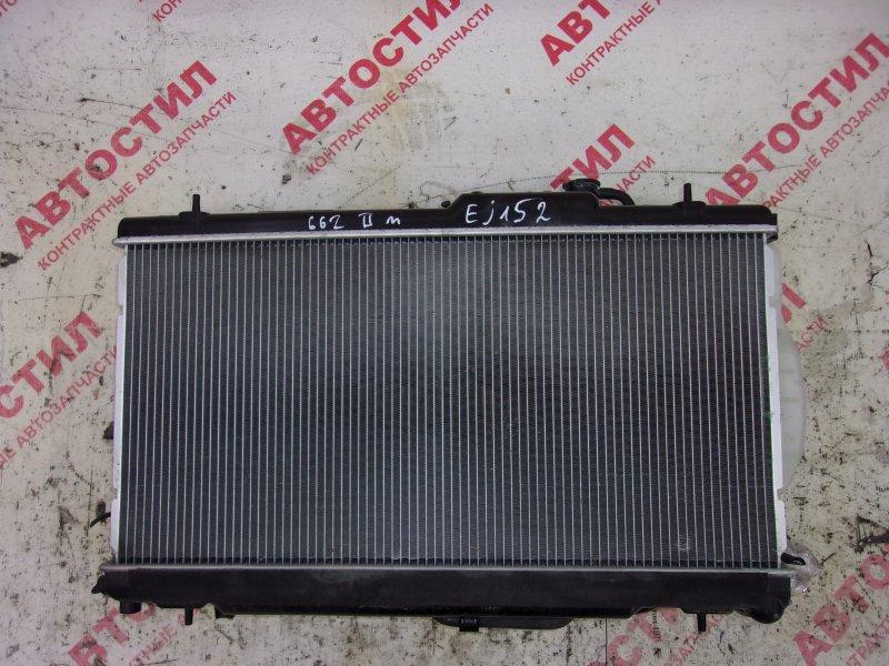 Радиатор основной Subaru Impreza GG2, GG3, GG9, GGA,GDC, GDD, GD2, GD3,GGC EJ15 2003