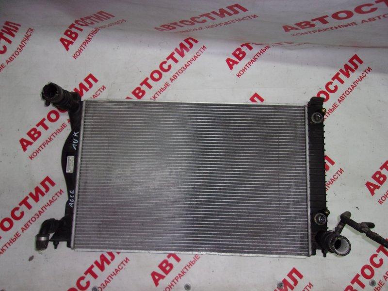 Радиатор основной Audi A6 C6 AUK 2004-2008