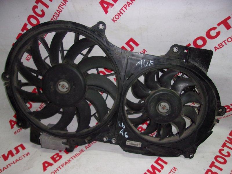 Диффузор радиатора Audi A6 C6 AUK 2004-2008