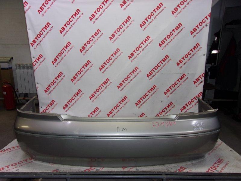 Бампер Nissan Bluebird Sylphy TG10, FG10, QNG10, QG10 QG18 2004 задний
